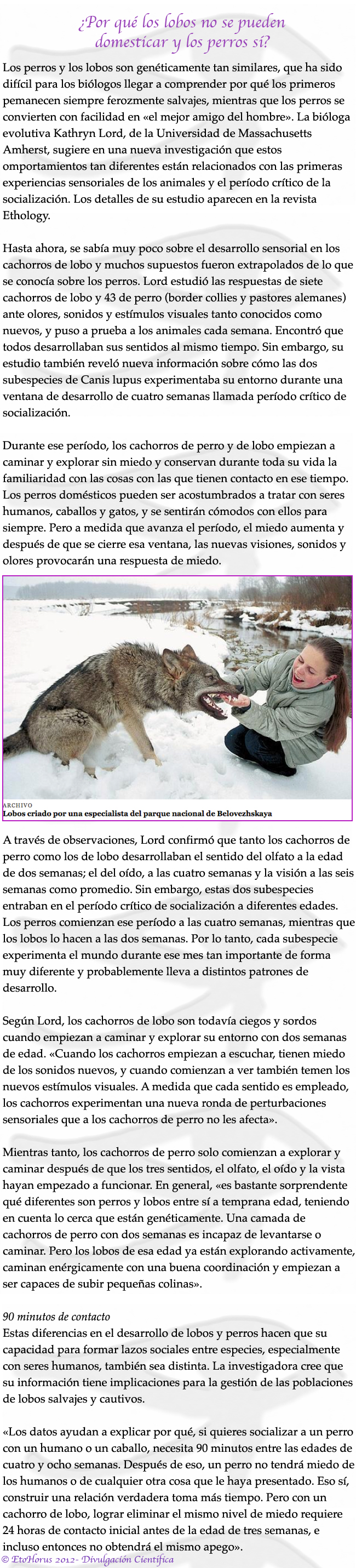 13-lobos no domesticar